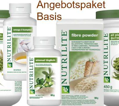 Nutrilite Angebotspaket Basis