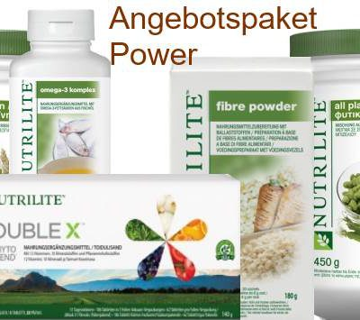 Nutrilite Angebotspaket Power